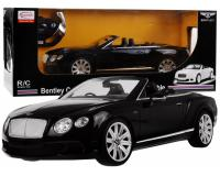 Bentley Continental GT Speed 1:12 autó fekete